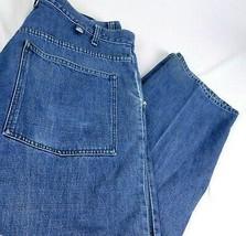 Levis Silvertab Blue Denim Jeans Articulated Knee Darts Straight Leg W 3... - $39.99