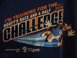 New Walt Disney World 2016 Goofy's Race and a Half Challenge Shirt Women's M - $19.60