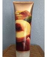 Sparkling Peach Creamy Body Wash Bath & Body Works Pleasures New Full Si... - $12.59
