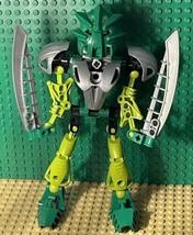 "LEGO Bionicle Green Toa Nuva - "" Lewa Nuva ""  ( Set # 8567 ) Complete B... - $11.99"