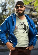 Spy vs Spy T-shirt MAD retro 1980s tv comics 100% cotton graphic tee image 2