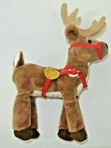 Hallmark Polar Express Christmas Reindeer Plush Toy - $11.99