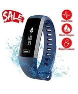 Smart Watch Fitness Tracker READ R5.PRO Heart Rate Monitor Blood Pressur... - $32.17