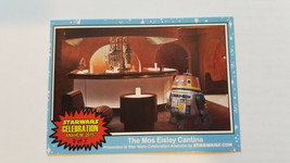 2015 SWCA STAR WARS CELEBRATION THE MOS EISLEY CANTINA PROMO CARD DROID # 2 - $9.89