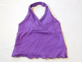 The Children's Place Baby Girl's Halter Top Tank top 6-9 Months Purple NWT - $13.37