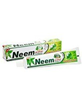 Neem Active Herbal Toothpaste with Pure Extract of Neem Herb 2 Pack 2 x 200 g - $13.21