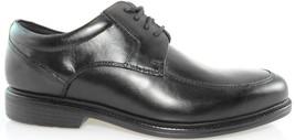 Rockport V82591 Apron Toe Men's Black Oxford Wide(W) - $77.99