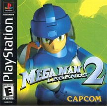 Mega Man Legends 2 PS1 Great Condition Fast Shipping - $71.94