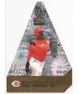 2000 Crown Royale Ken Griffey, JR. Cincinnati Reds  #3 - $25.00