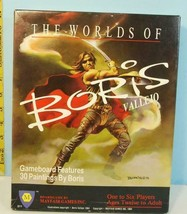 The Worlds of Boris Vallejo Mayfair Games 1984 Nice! - $14.83