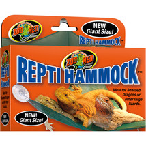 Zoo Med Laboratories 0 Repti Hammock Small/14.2 Inch - $17.99