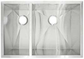 """29"""" x 10"""" Deep Kitchen Sink Modern Undermount LP3L by LessCare - $195.03"""