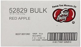 Jelly Belly Red Apple Jelly Beans, 10-Pound Box - $85.95