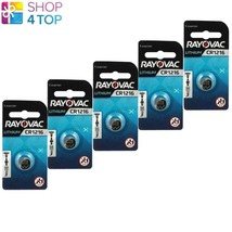 5 Rayovac CR1216 Lithium Batteries 3V Cell Coin Button Exp 2023 Japan New - $6.52