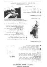 Spartan 192 Sewing Machine Manual Singer - $6.99