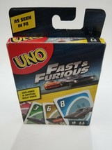 Uno Fast and Furious Special Edition - $22.43