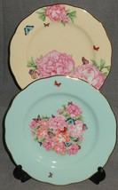 Set (2) Royal Albert Miranda Kerr Salad Plates Joy - Blessings - $39.59