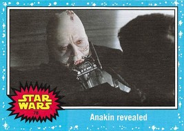 2015 Star Wars Journey To The Force Awakens #78 Anakin Revealed - €0,86 EUR