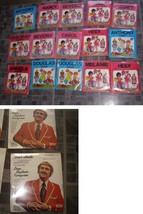 Captain Kangaroo Name Record Lot 1977 My Name Records - $19.99