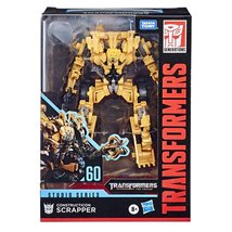 Hasbro Transformers Studio Series #60 Voyager Class Scrapper Action Figure - $62.00