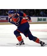 BRETT HULL 8X10 PHOTO HOCKEY ST. LOUIS BLUES PICTURE NHL SLAP SHOT - $3.95