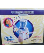 Black and Decker Arctic Twister Ice Cream Maker - $29.95