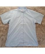 Church Wear by Murphy Boys Size 12 Light Blue Button Up Shirt NWT Short ... - $5.00
