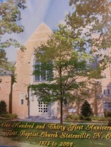 Music At The First Baptist Church Cd image 1