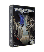 Transformers: The Game [Target Exclusive] [PC Game] - $89.99