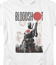 Bloodshot T Shirt Valiant Comics 90s comic book Unity Rai graphic tee VAL121 image 2