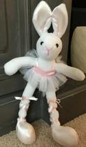 Applause 1988 Ballerina Bunny - $5.94