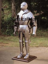 Knight Gothic Full Suit Of Armour - Wearable Halloween Costume - $999.00