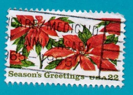 Scott  #2166 - United States Collectible Postage Stamp - Seasons Greeting - $1.99