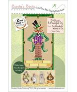 Once Upon A Stitch: Great and Powerful Oz Wizard of Oz Chart only Brooke... - $5.40