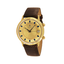 Jaeger Le Coultre Memovox 18 Yellow Gold Automatic Alarm Watch - $2,500.00