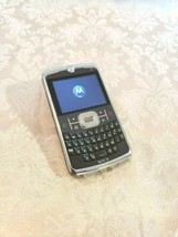 Motorola Q9c Windows Camera Bluetooth QWERTY SPRINT Cell Phone - $30.00