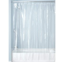 InterDesign Mildew-Resistant Antibacterial 10-Gauge Heavy-Duty Shower Cu... - $19.07