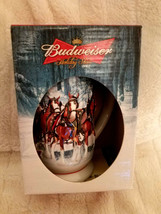 2007 Budweiser Holiday Stein Anheuser Busch Brand New in Box Winter's Calm CS678 - $28.98