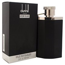 Desire Black by Dunhill for Men - 3.4 oz EDT Spray - $33.82
