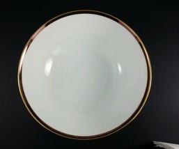 """vintage serving bowl 9.5"""" Heinrich & Co Bavaria Germany SELB gold gildin... - $11.40"""