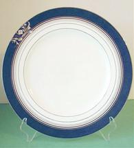Wedgwood Renaissance Blue Dinner Plate New - $24.90
