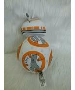 """Star Wars Force Awakens BB-8 Droid 8"""" Plush Lucas Films Ltd  - $9.50"""