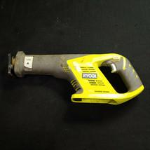 Ryobi 18 Volt Cordless Recip Reciprocating Saw, P513, BARE TOOL ONLY - $20.07