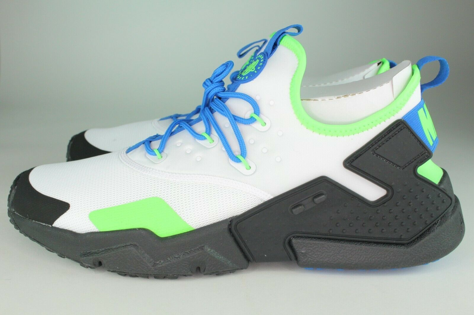 Nike Air Huarache Drift Grau Schwarz Herren