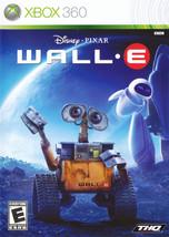 Wall-E Xbox 360 X360  Complete CIB - $25.60
