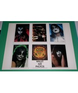 Kiss Army Kit Wallet Potos Vintage 1978 Aucoin Uncut Mint Condition - $229.99