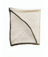 La Stupenderia Knitted Baby Blanket Pink - $201.84