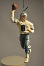 Hallmark - Troy Aikman- Football Legends - Cowboys - NO BOX - Classic Ornament - $6.49