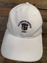 U.S. Senior Amateur 2016 Adjustable Adult Cap Hat - $9.89
