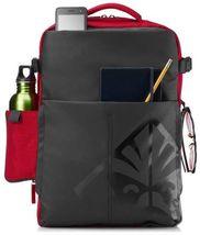 "HP OMEN Gaming Backpack 17.3"" Black / Red [4yj80aa] - $240.00"
